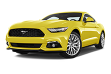 Leasing FORD MUSTANG FASTBACK