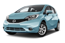 Mandataire NISSAN NOTE